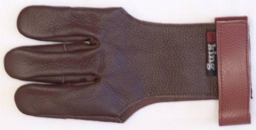 Deerskinn Schiesshandschuh für Bogenschützen kaufen