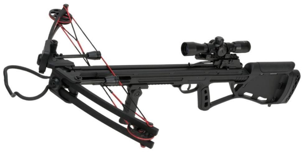 Armbrustgewehr + Compound Zuggewicht 150 lbs