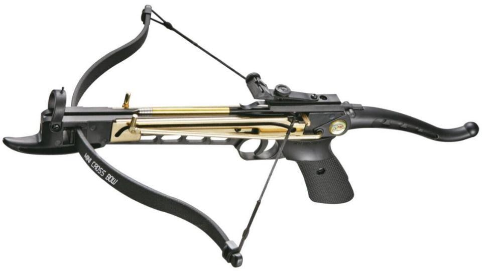 Armbrustpistole Cobra + Zuggewicht 80 lbs + Spezialspannhebel
