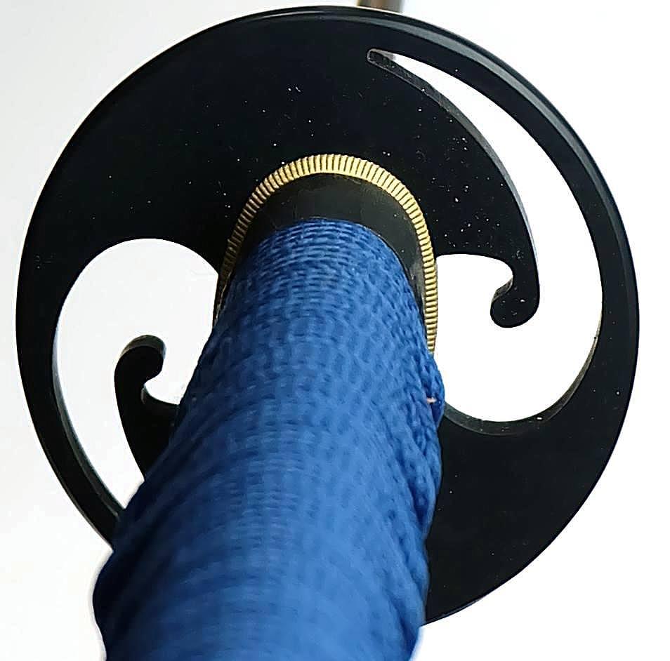 Samuraischwert - Katana Arata Blau kaufen