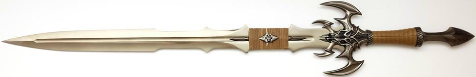 Dark Exotath Schwert zum 20. Jahrestag - Sonderversion andere seite