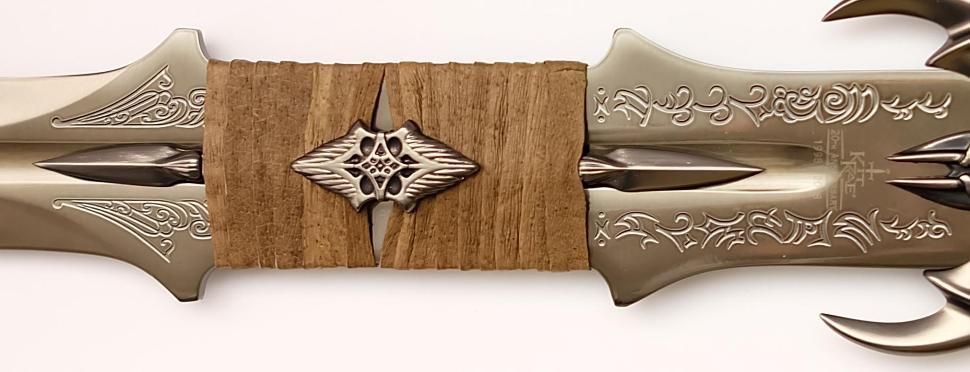Dark Exotath Schwert zum 20. Jahrestag - Sonderversion Gravur