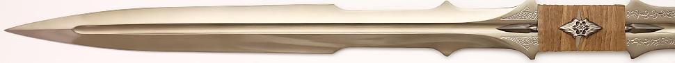 Dark Exotath Schwert zum 20. Jahrestag - Sonderversion Klinge