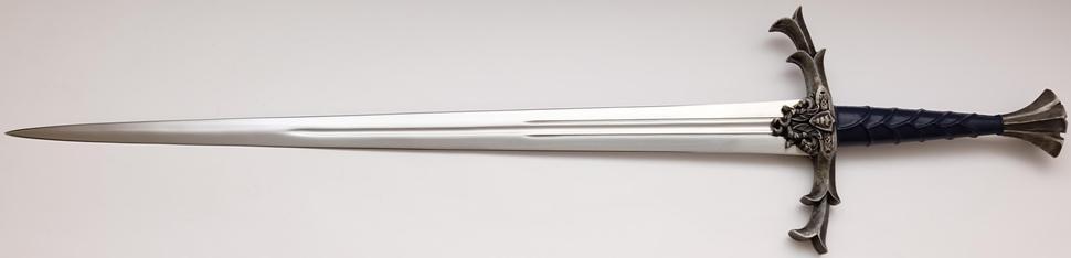 Das Schwert Excalibur + Kampfschwert + scharf ohne scheide