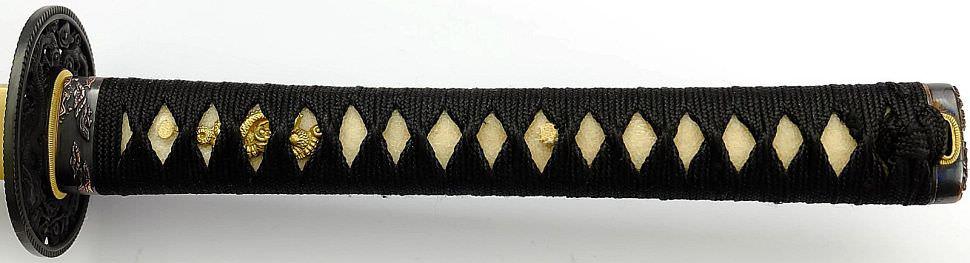 Doppeldrachen Iwarebiko Samurai Schwert- Katana kaufen