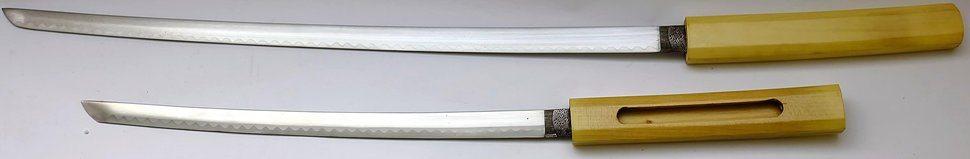 Doppelschwert - Katana Takehiro kaufen ohne saya