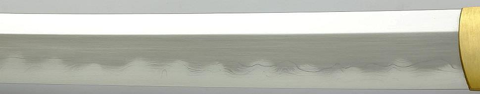echtes Katana- Samurai Schwert Drachen Damaststahl mit echter Hamon kaufen