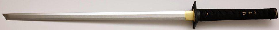 echtes Ninja Schwert kaufen Practical Shinobi von Hanwei ohne saya