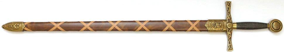 Excalibur Schwert kaufen König Arthurs