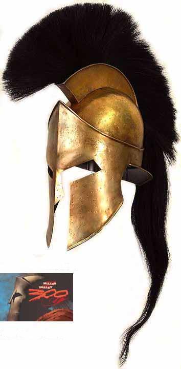 Film 300 Helm von König Leonidas kaufen lizenziertes Produkt