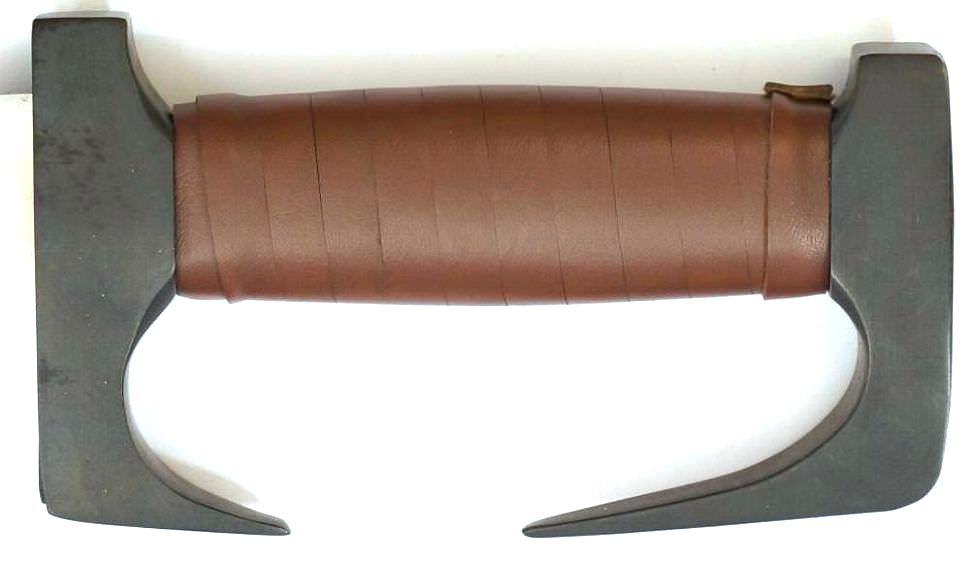 Schwert aus dem Film 300 kaufen Handgeschmiedetes Spartanern mit echter Hamon