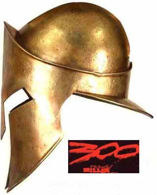 Film 300 Spartaner Helm kaufen lizenziertes Produkt
