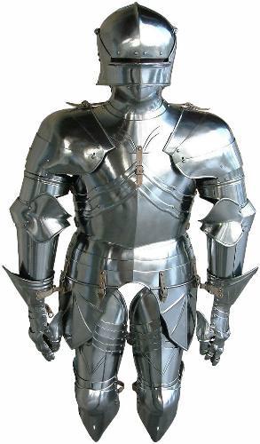 gotische Halbrüstung- Ritterrüstung kaufen Version 3