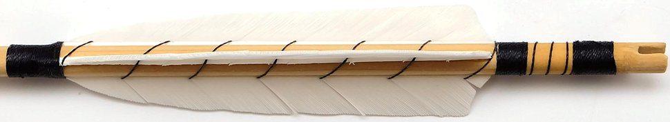 pfeil thorg mittelalter zedernholzpfeil kaufen f r bogen. Black Bedroom Furniture Sets. Home Design Ideas