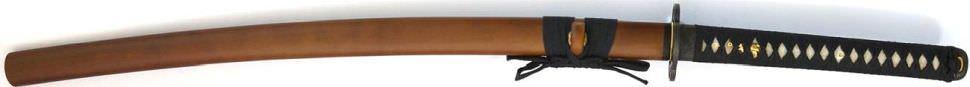 Iaito kaufen John Lee Red Wood Übungsschwert