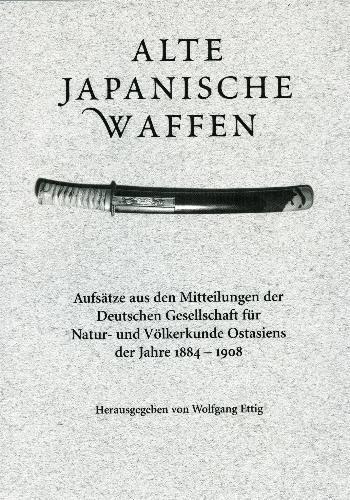 Buch Alte japanische Waffen