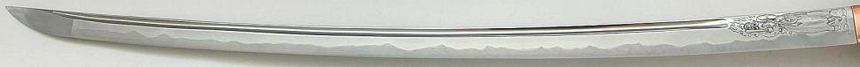 Kami Warrior Katana- Samurai Schwert Damast aus der Schmiede Paul Chen
