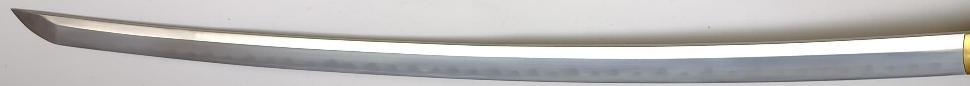 Katana- Samurai Schwert mit Gomai Klingenaufbau echtes Ninko klinge