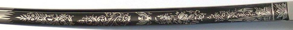 Kavallerie Säbel kaufen Union Kampf Säbel Scharf Model 1860