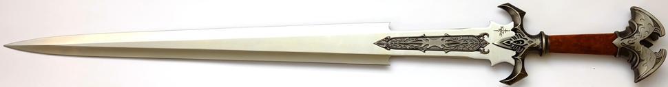 Kit Rae Amonthul Schwert von Avonthia