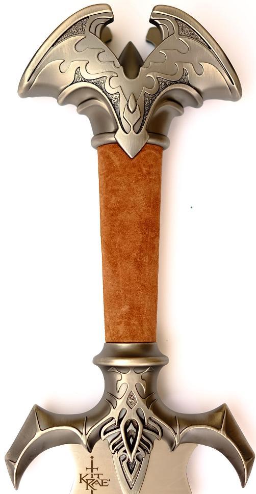 Kit Rae Amonthul Schwert von Avonthia Griff