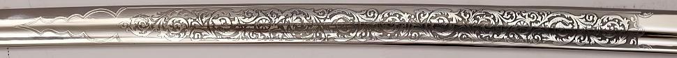 Königssäbel- Militärsäbel- Paradesäbel kaufen Klinge im detail