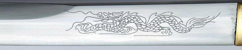 Samurai Schwert- Katana Koi kaufen