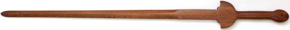 Kung Fu Holz Schwert Übungsschwert kaufen