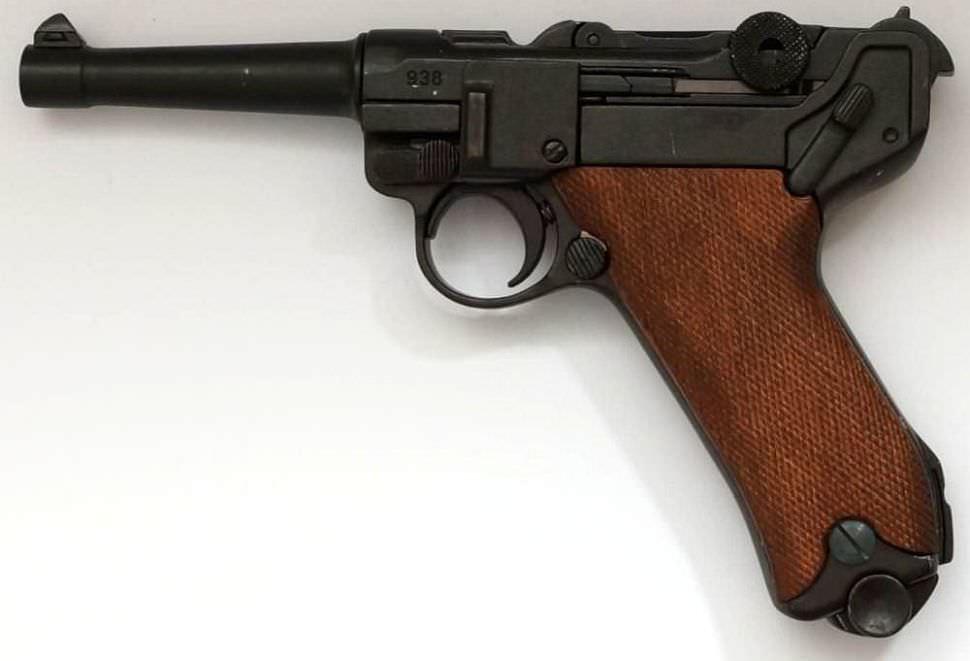 Luger Pistole P08 kaufen Parabellum Anscheinswaffe