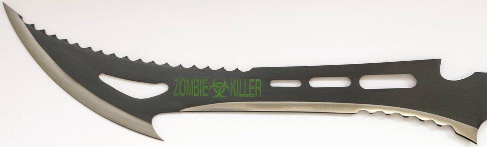 Machete kaufen für Zombie
