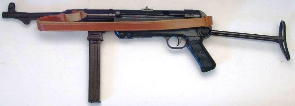 Maschinenpistole kaufen 40 MP40 Anscheinswaffe