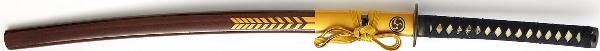 47 Ronin Katana Schwert Oishi auf 2000 limitiert offiziell lizenzierte Version