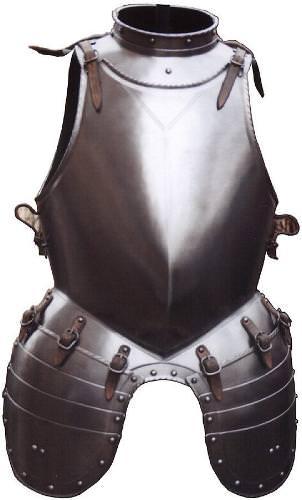 Gotischer Brustpanzer