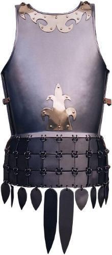 Brustpanzer Fantasy Mittelalter kaufen Ritterrüstung