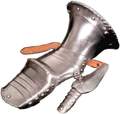 Ritterhandschuhe und Panzerhandschuhe kaufen Fausthandschuhe Version 2