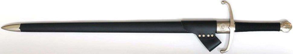 Mittelalter Schwert mit 3 hohlkehlen kaufen Oakeshott Type XVa circa 15 Jhd Scharf