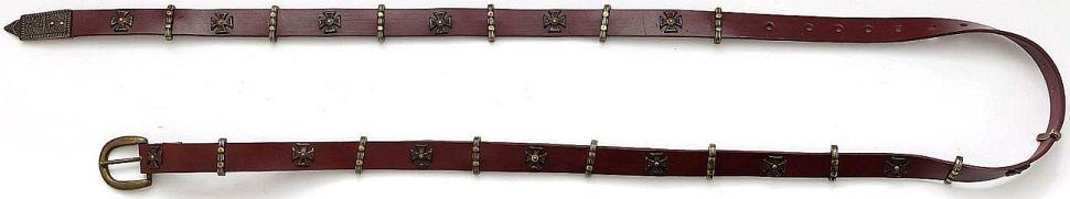 Mittelaltergürtel kaufen mit Kreuzen