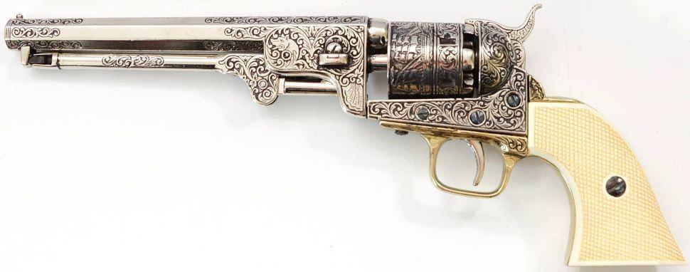 Navy Colt USA 1851 kaufen, Anscheinswaffe
