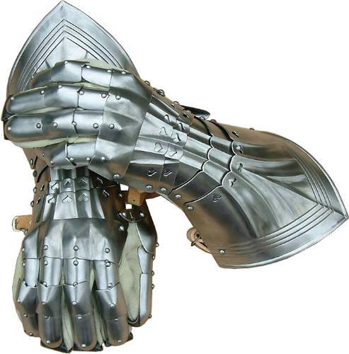 Fingerpanzerhandschuhe