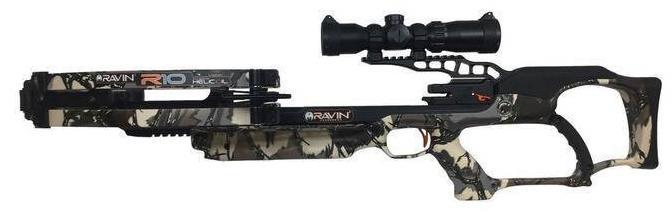 Ravin R20 kaufen Predator Armbrust set 220 lbs Sniper Package seitlich