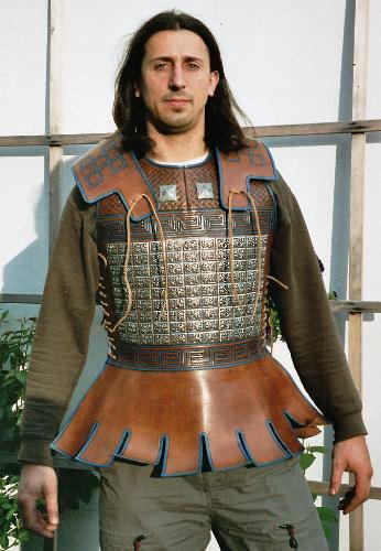 Griechische Lederrüstung kaufen