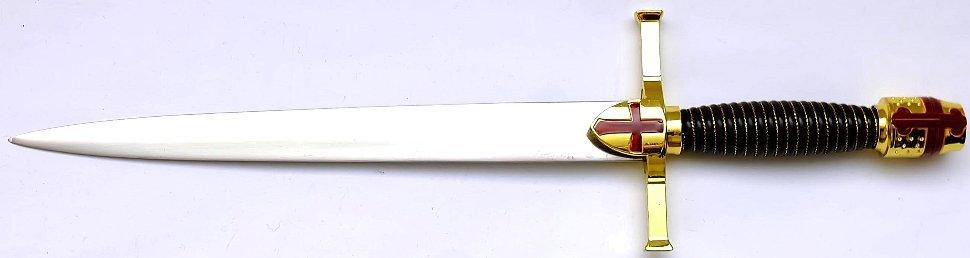Ritterdolch mit Ritterhelmknauf kaufen