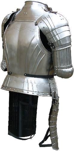 Ritterrüstung Mittelalter von Heydwolff kaufen