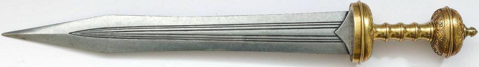 Römer Schwert kaufen Julius Cäsar Gladius
