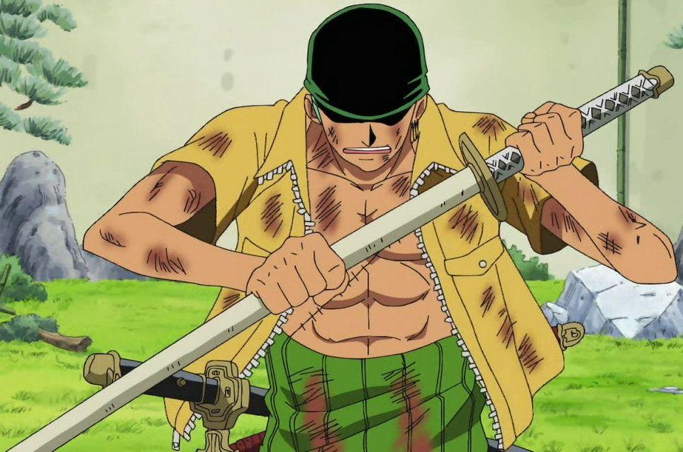 Wado Ichi Monji Katana Samuraischwert One Piece