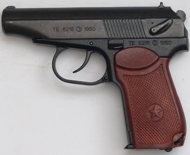 Russische Makarov kaufen Dekopistole der Roten Armee Anscheinswaffe