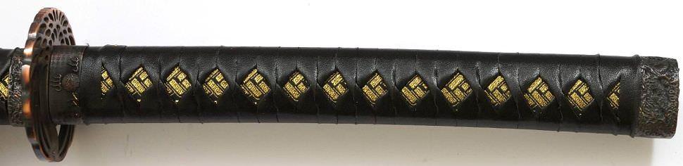 Samurai Katana das JinTachi schwarz kaufen