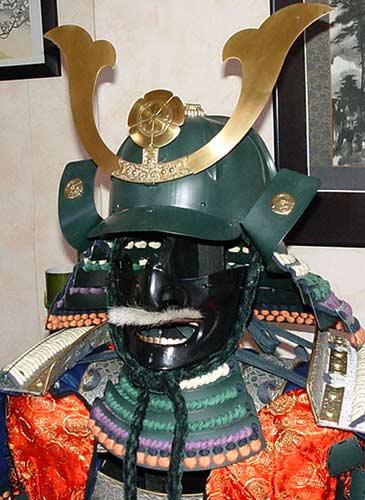 Samurai Rüstung Oda Nobunaga kaufen