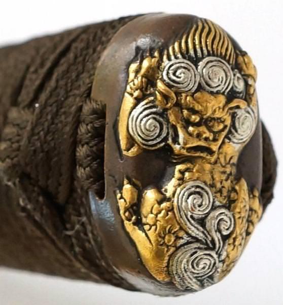 "Samurai Schwert- Katana ""Junna Löwe"" kaufen"