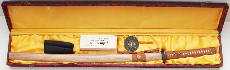 Samurai Schwert- Katana Ohoke
